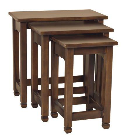 Tris di tavolini artlegno - Tris di tavolini ...