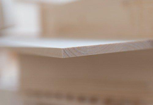 Fondo di cassetto in legno massello da 1cm