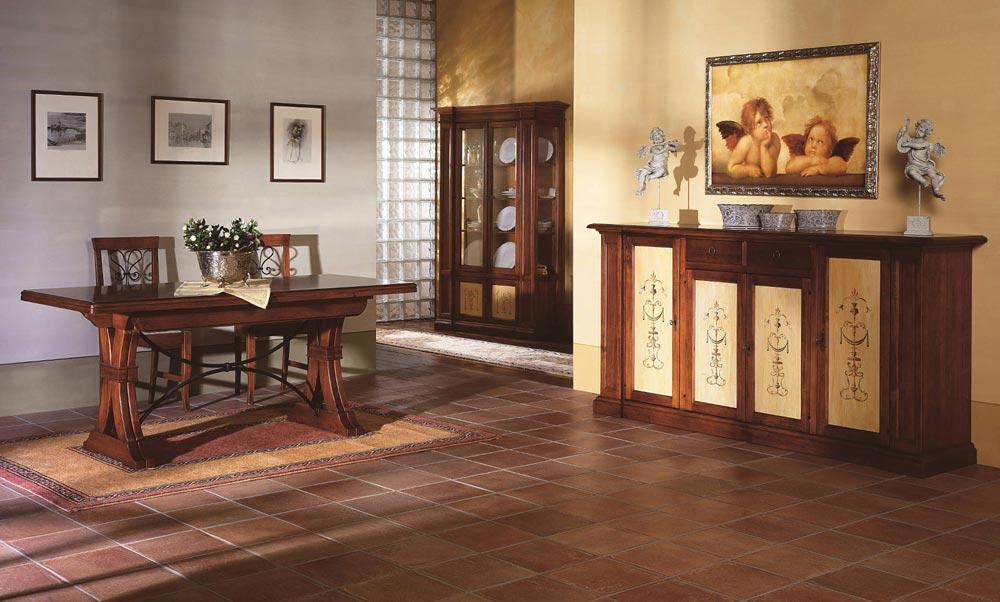 Produzione e vendita mobili in arte povera artlegno for Arredamento in arte povera